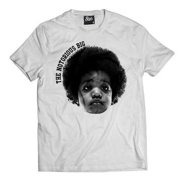 aa034ca74 Camiseta Kid Biggie Camisa Masculina Notorious Big Rapper