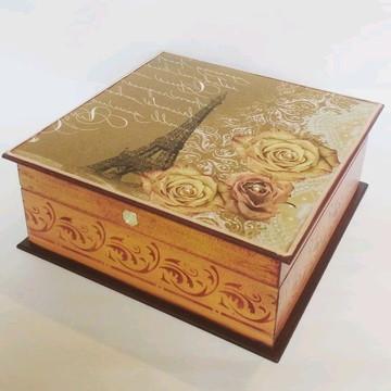 Caixa de bijuterias