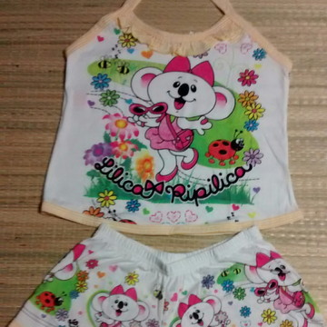 Pijama Infantil Lilica