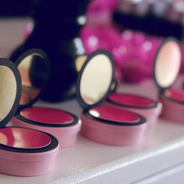 Latinha Blush/Maquiagem Personalizada