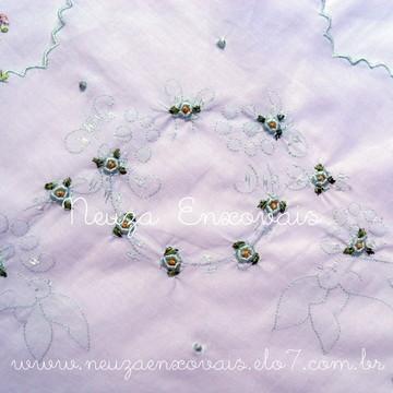 Vira Manta flores azuis 011