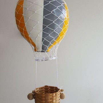 Balões Personalizados feitos em Cabaças