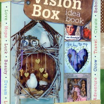 Livro Vision Box Idea Book – Mark Montano