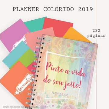 Planner Colorido