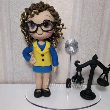 Advogada em Biscuit