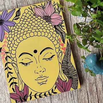 Quadro Handmade - Buddha