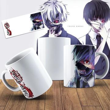 Caneca Tokio Ghoul Personalizada Caneca Anime Geek
