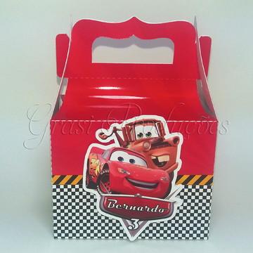 Caixinha Surpresa Carros da Disney