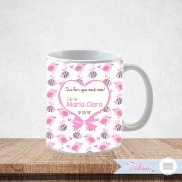 Caneca Chá de bebê