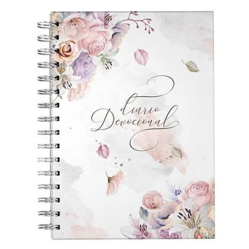 Diário/ Planner Devocional Floral