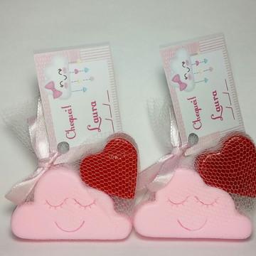 Kit sabonete chuva de amor -