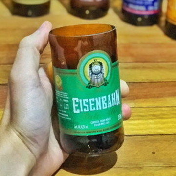 Copo de garrafa Eisenbahn Pale Ale