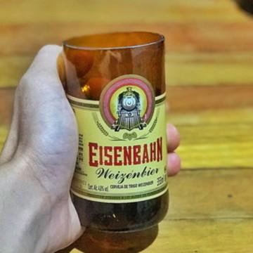 Copo de garrafa Eisenbahn Weisenbier