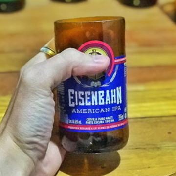 Copo de garrafa Eisenbahn American Ipa