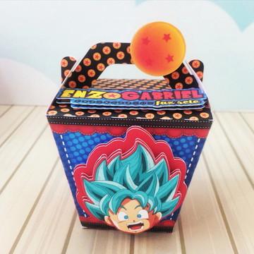 Sushi Dragon Ball Z