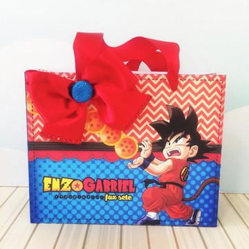 Sacola Dragon Ball Z