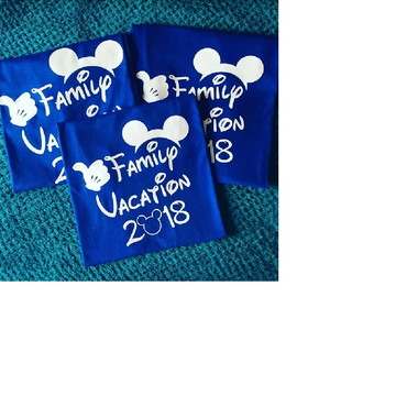KIT CAMISETAS DISNEY