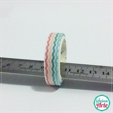 Washi tape (largura 10 mm)