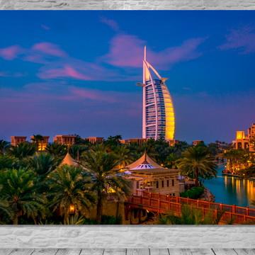 Painel Dubai - Frete Grátis.