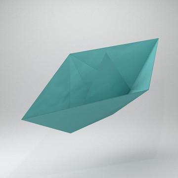 Barco papercraft