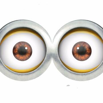Totem/Display Óculos do Minions