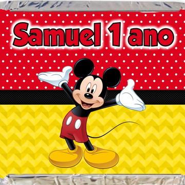 Lembrancinhas Aniversario Marmitinha Mickey