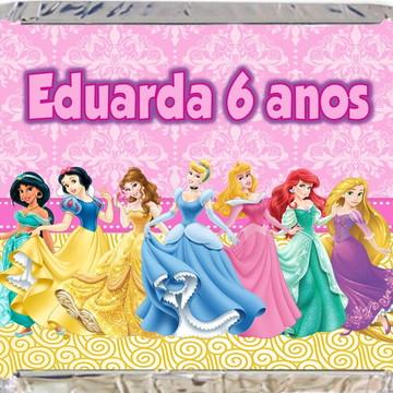Lembrancinhas Aniversario Marmitinha Princesas Disney