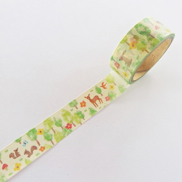 Washi Tape Floresta