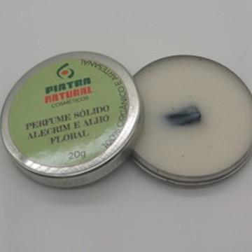 Perfume Terapêutico Alecrim e Alho Floral 20g Proteção