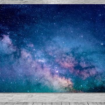 Painel Astronomia Planeta / Universo- Frete Grátis.