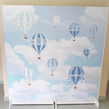 Painel Decorativo Balões 2x2 - Locação