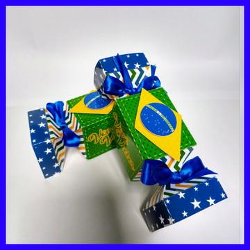 Caixa Bala Brasil