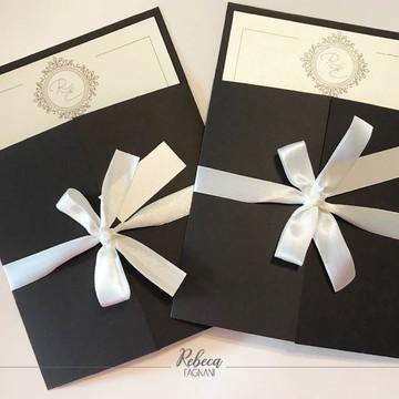 Convite Casamento | Janela Real