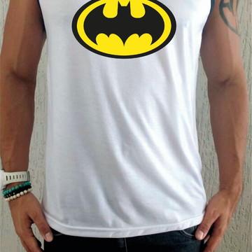 Camiseta Regata Batman
