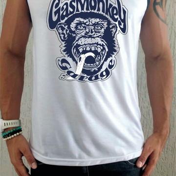 Camiseta Regata Gas Monkey