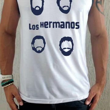Camiseta Regata Los Hermanos