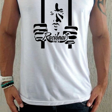 Camiseta Regata Racionais