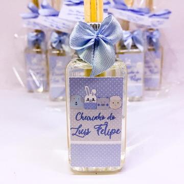 Lembrancinha Mini Aromatizador 40 ml Classic Bichos Babys
