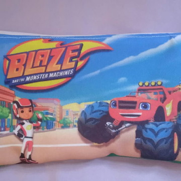 Estojo Blaze and The Monster Machines Personalizado
