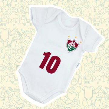 33cdc5a7cb053 Body Infantil Bebê Fluminense Futebol B038BR