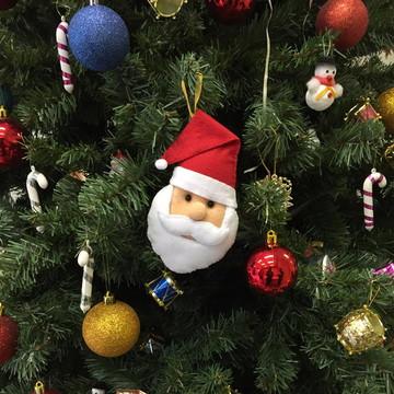 Enfeite Papai Noel para Árvore de Natal