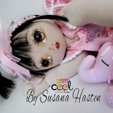 Vídeo Aula Boneca Baby Susi