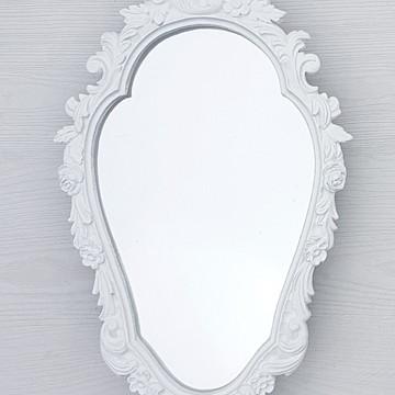 Espelho Decorativo de Parede Chipandelle Branco Puro