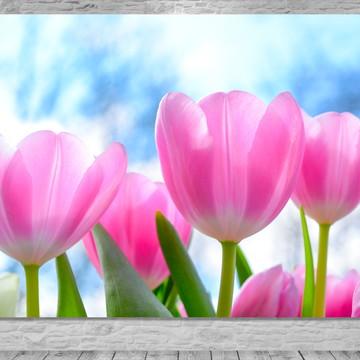 Painel Flores Natureza- Frete Grátis