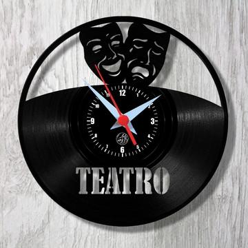 Teatro - Relógio de Parede