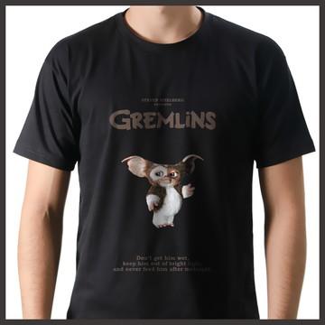 Camiseta Filme Gremlins Gizmo