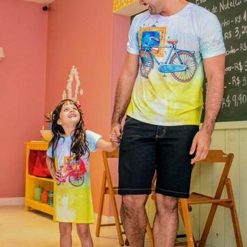 Tal pai tal filha Bicicleta