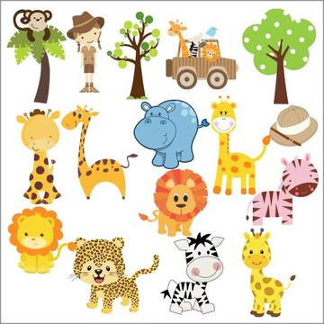 Vetores safari CDR, EPS, Ai e PNG (115 Vetores CDR)