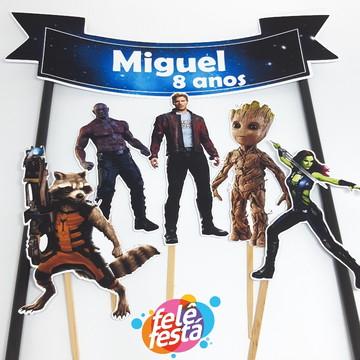 Topo Bolo - Guardiões da Galaxia