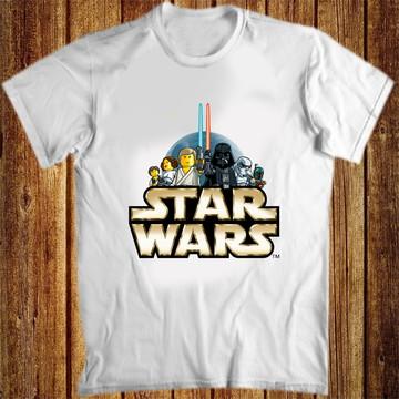 Camiseta star wars lego